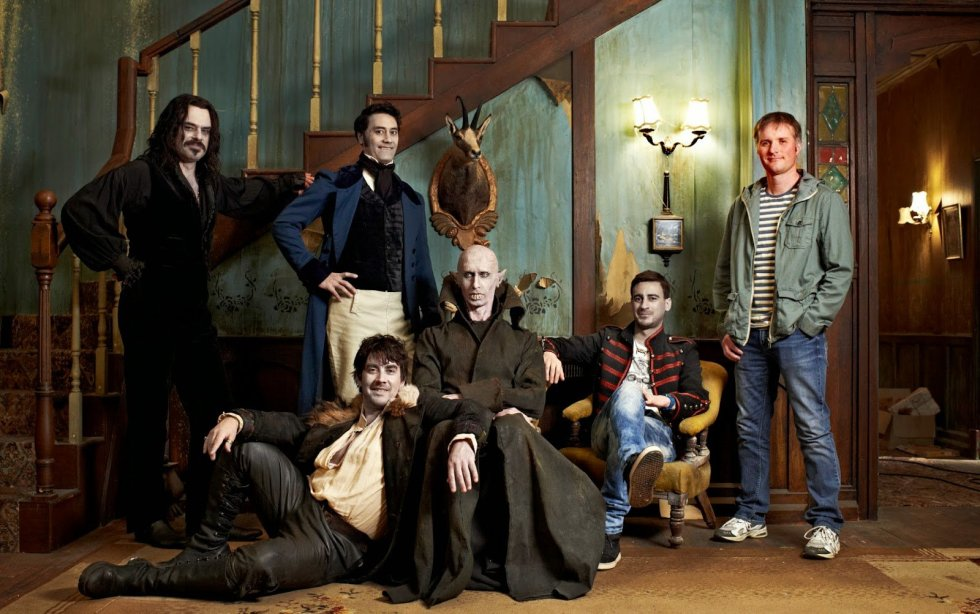 Lo que hacemos en las sombras (What we do in the shadows, 2014, Taika Cohen & Jemaine Clement)