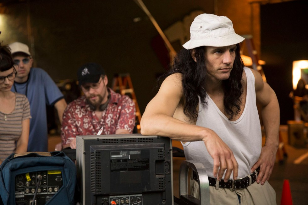 James Franco es Tommy Wiseau en The disaster artist (James Franco, 2017, EE.UU.)