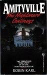 Amityville:the nightmare continues, Robin Karl, 1991, EE.UU.