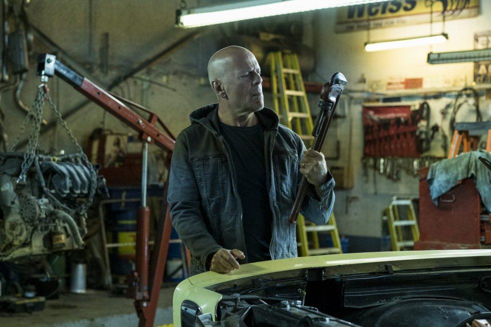 Bruce Willis es Paul Kersey en El justiciero (Death wish, Eli Roth, 2018, EE.UU.)